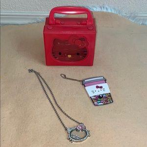 VTG Hello Kitty Box 1997 Sanrio